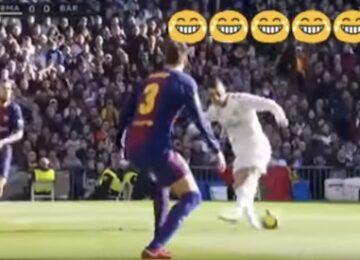 Cristiano Miss Kick