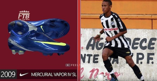 Neymar Soccer Shoes