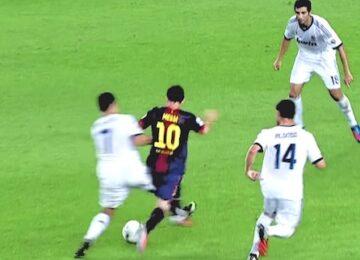 Messi Versus Ronaldo