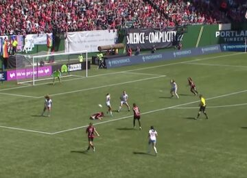 NWSL Highlights 2019