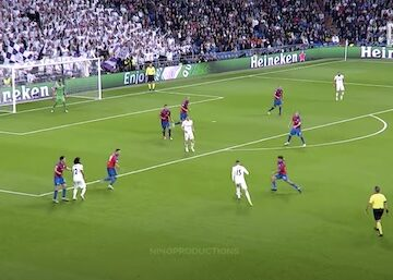 Real Madrid Style of Play