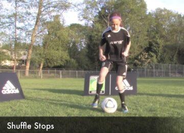 Coerver Ball Mastery