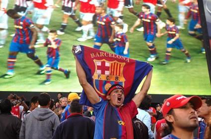 Barcelona Fan