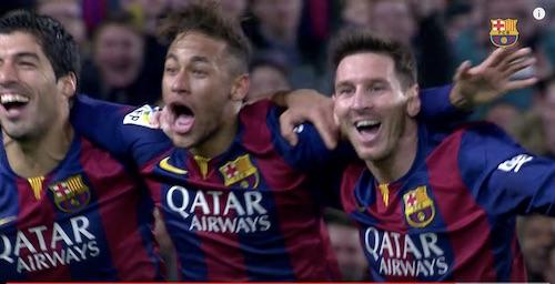 Soccer Goal Celebrations