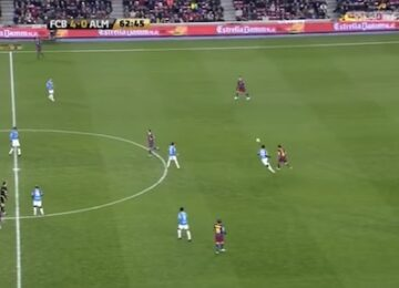 Barcelona Passing Standards