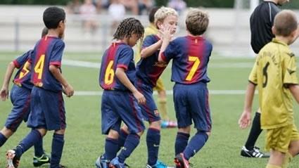 Barcelona Youth Training