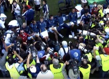 Beckham Debut Cameras
