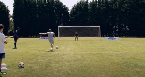 Beckham Shooting Drills