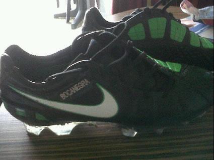 Bocanegra Soccer Shoes