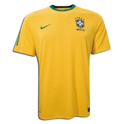 2010 Brazil Jersey