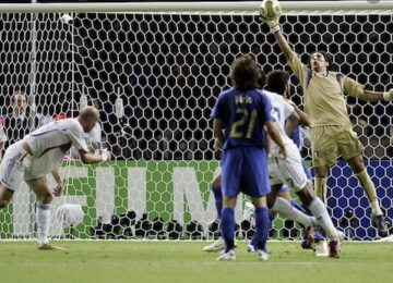 Buffon Zidane Header