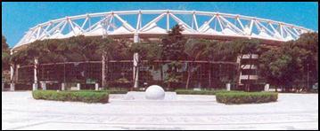 Roma Stadium Outside