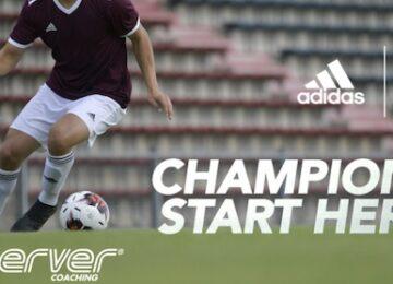 Coerver Champions Start Here
