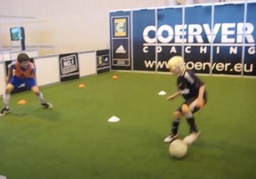 Coerver Skills
