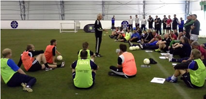 Coerver Coaching Method