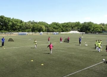 Coerver Speed Drills