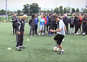 Coerver Youth Diploma Training