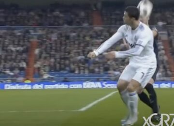 Cristiano Back Pass