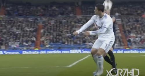Cristiano Back Pass