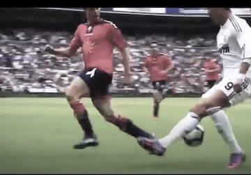 Cristiano Chop Move