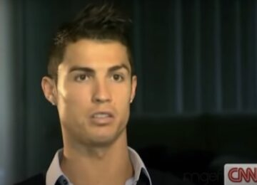 Cristiano Ronaldo CNN Interview
