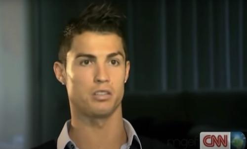 Cristiano Ronaldo CNN Interview