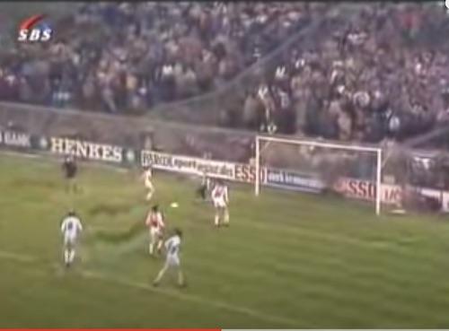 Cruyff Pass Penalty Kick