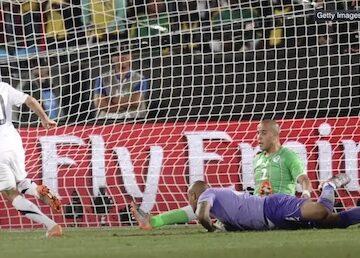 Donovan Algeria Goal