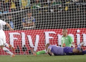 Donovan Goal Algeria