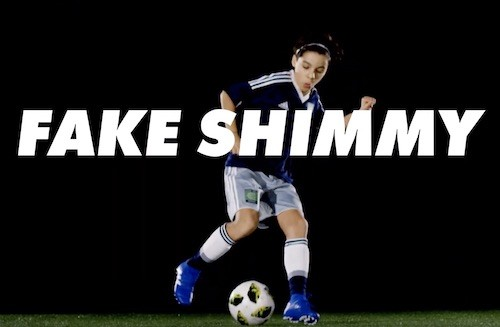 Coerver Fake Shimmy