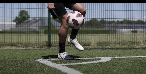 Flick Soccer Ball