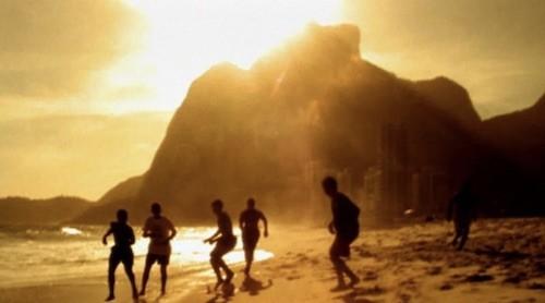 Ginga Beach Soccer