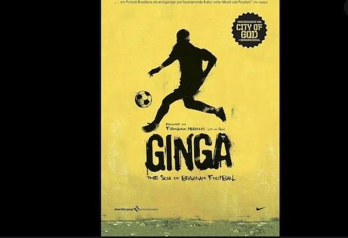 Nike Ginga Poster