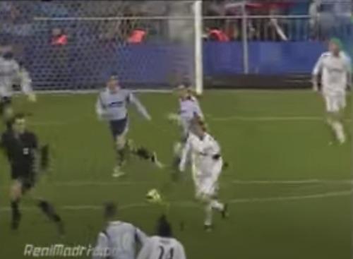 Guti Backheel Zidane Goal