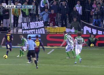 Iniesta Back Heel