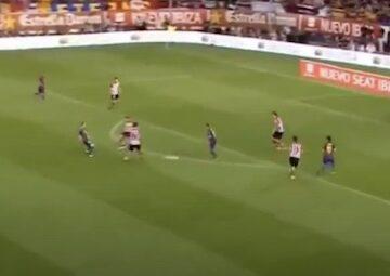 Iniesta Killer Pass