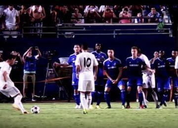 Knuckle Ball Cristiano Ronaldo