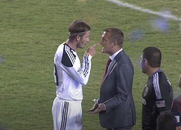 Kreis Beckham Fight