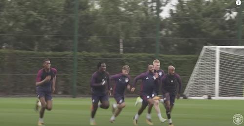 Anaerobic Soccer Training
