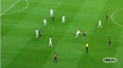 Messi Body Feint Moves