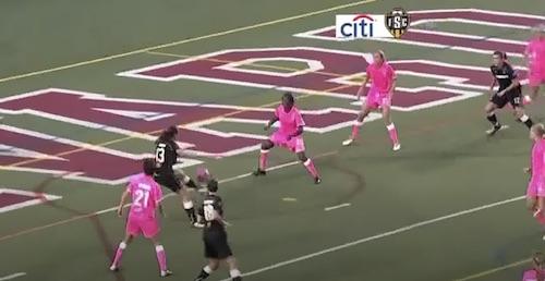 Morgan Flick Goal