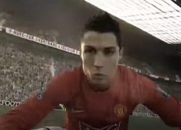 Nike Ad Cristiano