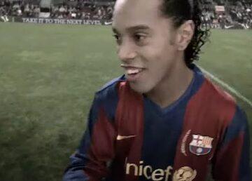 Nike Ronaldinho