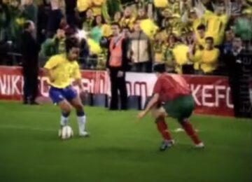 Nike Ad Ronaldinho
