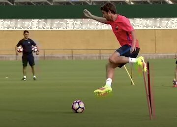 Soccer Obstacle Courses