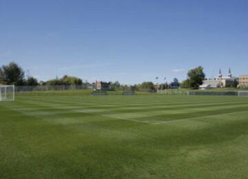 Open Soccer Field