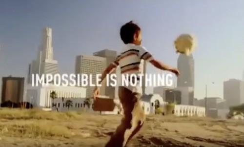 Adidas Plastic Soccer Ball