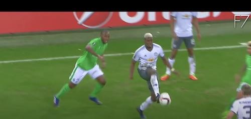 Pogba Bounces Ball