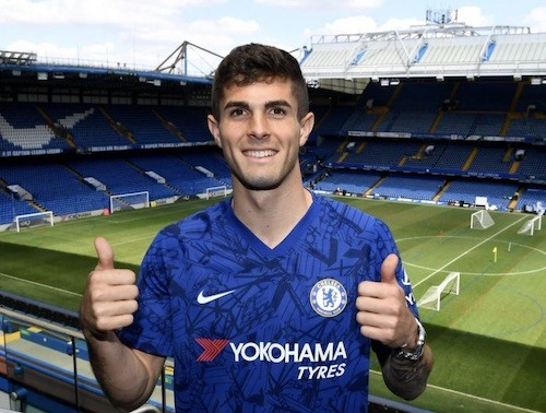 Pulisic Chelsea Signing