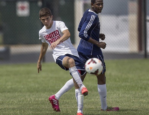 Pulisic Youth National Team